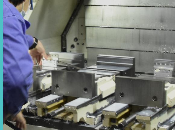 シオガイ精機の製造・加工